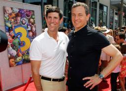 Disney Studios chairman resigns