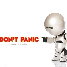 The Hitchhiker's Guide to the Galaxy- Review