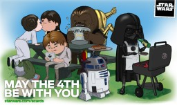 May the 4thBe With You!