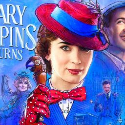 A short thought-piece on Mary Poppins Returns